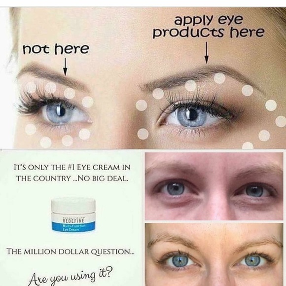 Makeup Rodan Fields Multifunction Eye Cream Poshmark